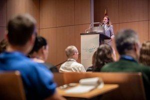 Maj-Britt Larka, del Ministerio por la Transición Ecológica.