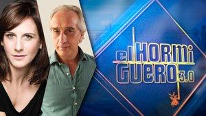Malena Alterio y Gonzalo de Castro, nuevos invitados de 'El hormiguero'.