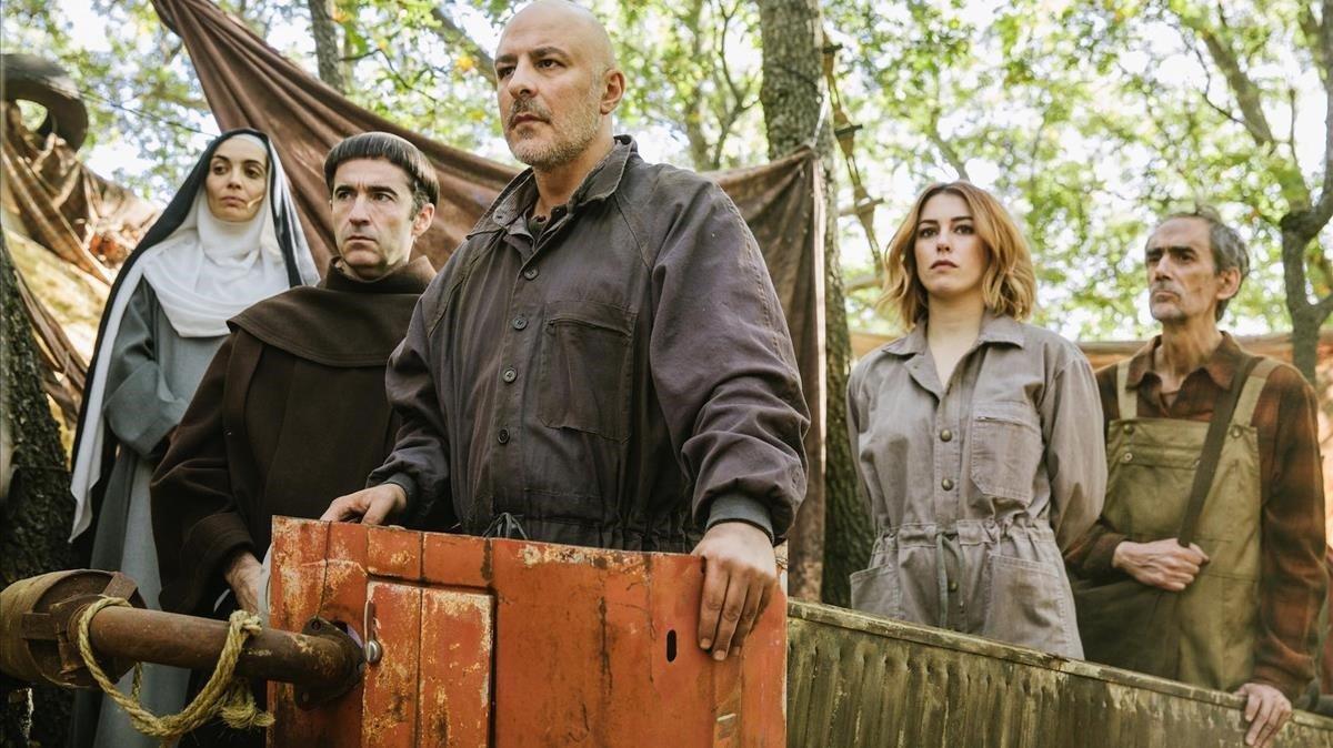 Fotograma de la película Tiempo Después.