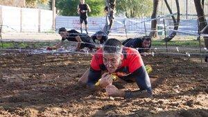 La cursa d'obstacles Maori Race torna a Santa Coloma de Gramenet