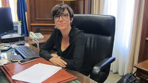 María Gámez Gámez, nueva directora de la Guardia Civil y que era la subdelegada del Gobierno en Málaga.