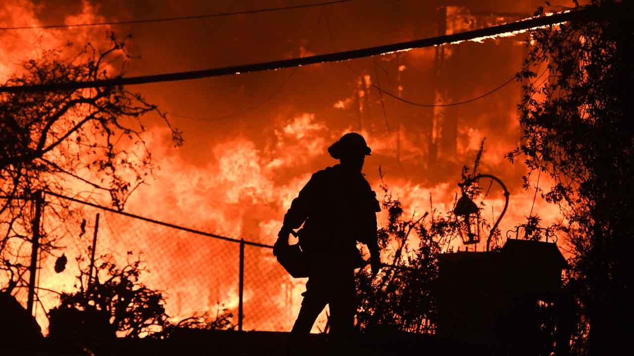 El incendio más mortífero en la historia de California deja 42 fallecidos