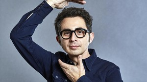 Berto Romero, protagonista de la serie Mira lo que has hecho.