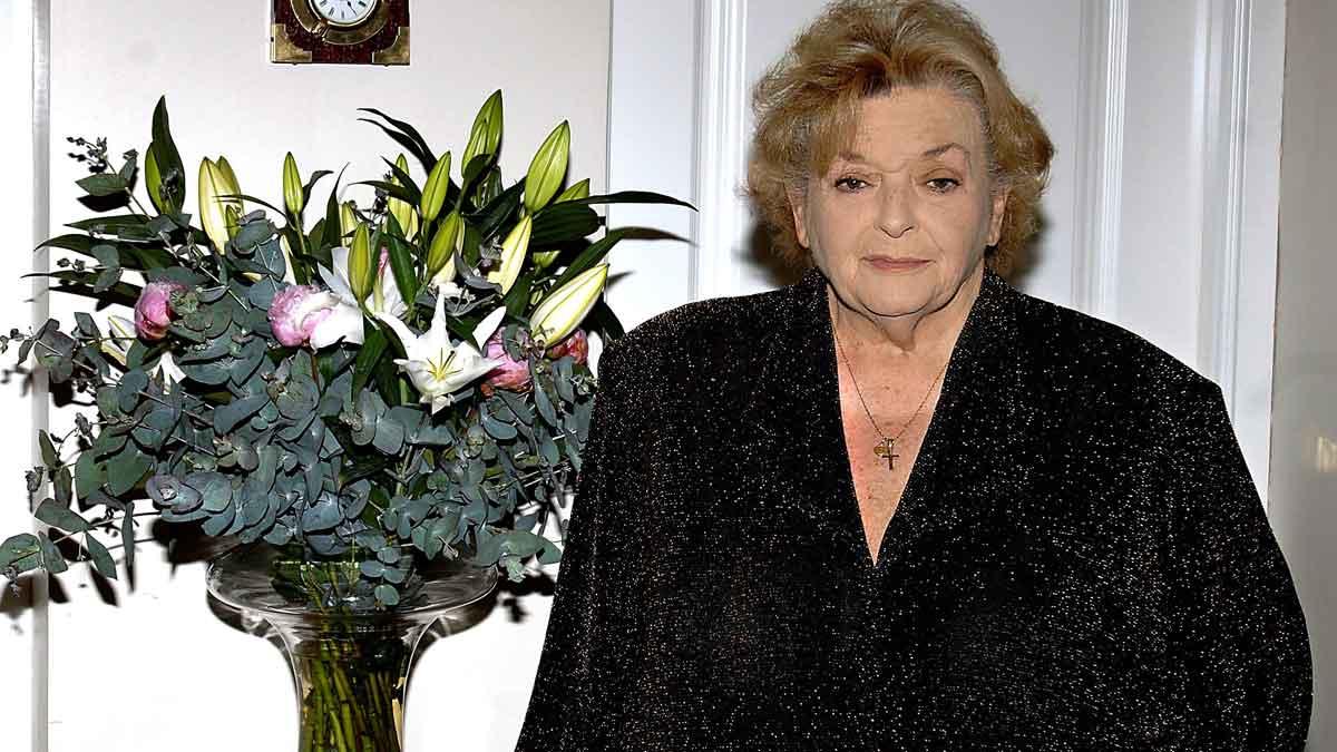 Muere la actriz Marisa Porcel.