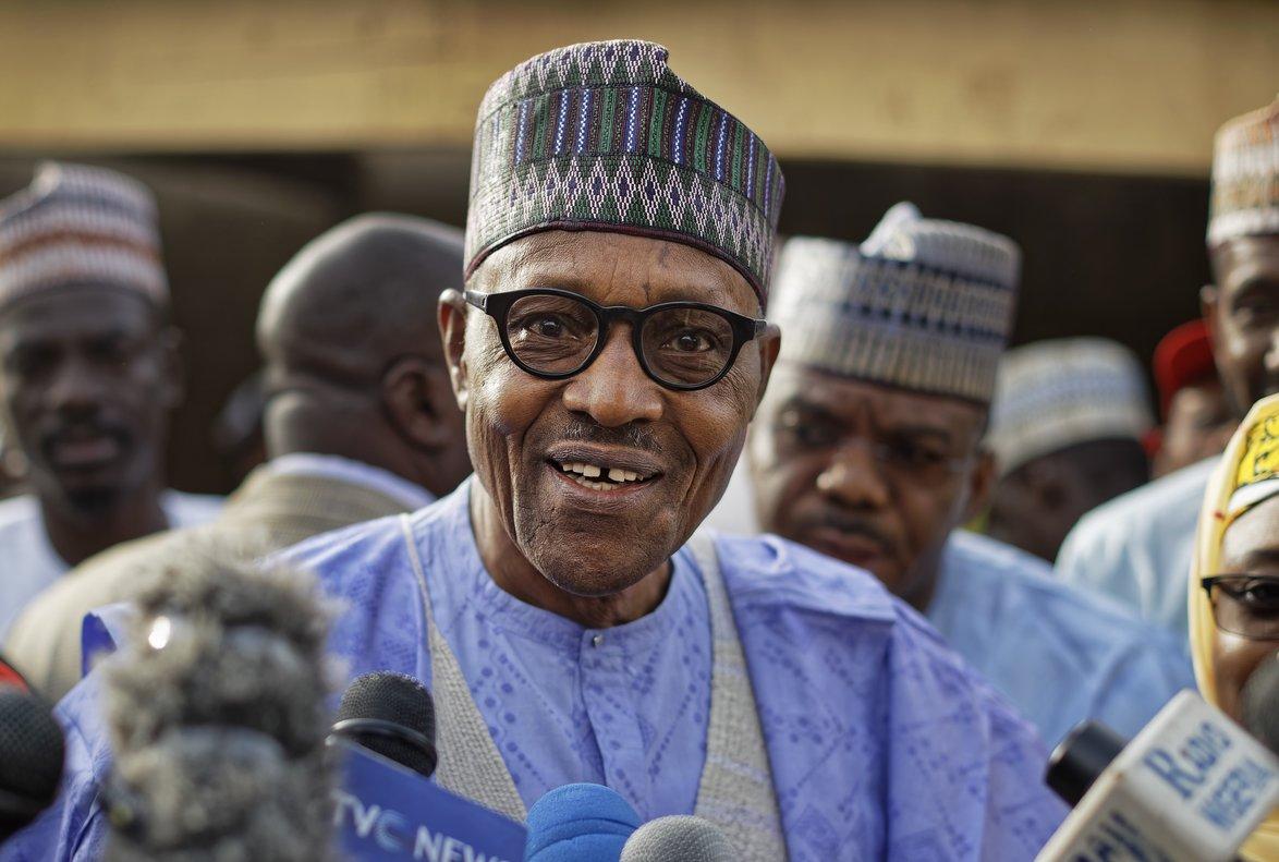 Muhammadu Buhari fue reelegido presidente por cuatro años más.