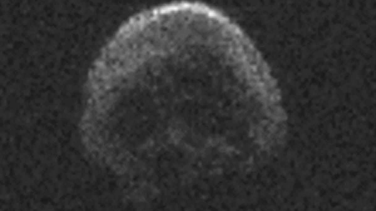 El asteroide 'calavera' se acercará a la Tierra en Halloween