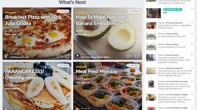 Un cofundador de Youtube lanza un proyecto de recetas de cocina en directo