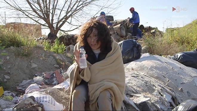 Periodista rescatada del pozo ('Polònia').