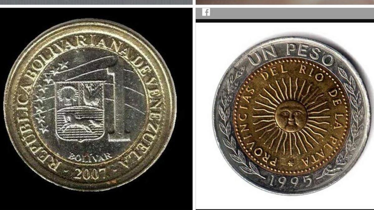 Mucho cuidado con las monedas de 2 euros