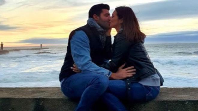 Paula Echevarría y Miguel Torres visitan a Sara Carbonero e Iker Casillas en Oporto.
