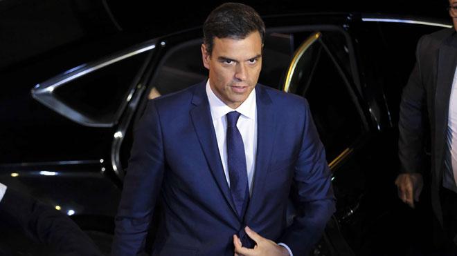 Pedro Sánchez avisa a Quim Torra de qué pasará si vuelve a la unilateralidad .