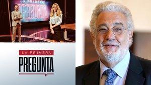 'La pr1mera pregunta' arriba aquest dissabte a TVE amb una entrevista a Plácido Domingo