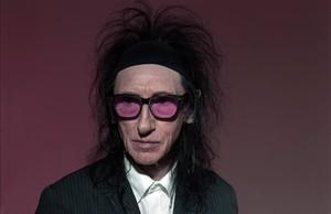 El poeta punk John Cooper Clarke es uno de los invitados al festival Primera Persona.