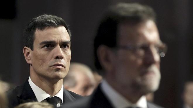 Sánchez insiste en que es el turno del PP pero intentará la investidura si Rajoy vuelve a declinar