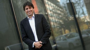 El presidente de Societat Civil Catalana, José Rosiñol.