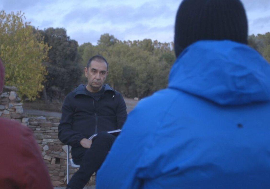 El programa '30 minuts' ha entrevistado a dos miembros de Tsunami Democràtic de espaldas y con la voz doblada.