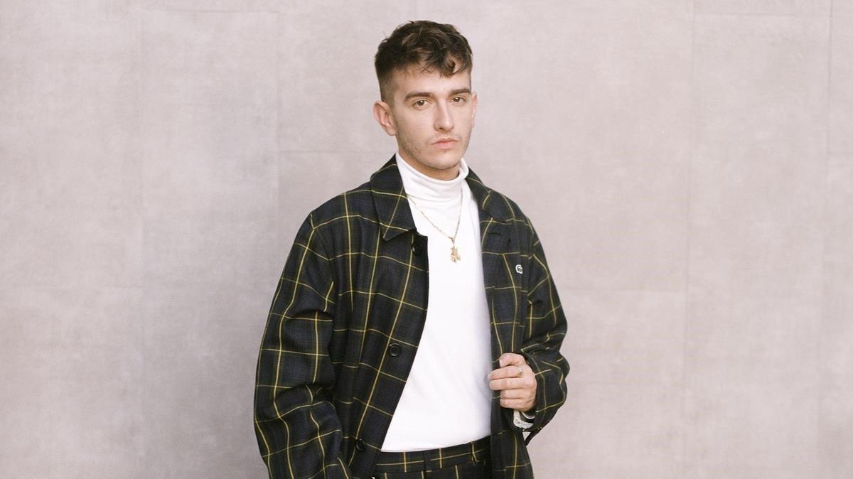 El rapero madrileño Recycled J, en una imagen promocional