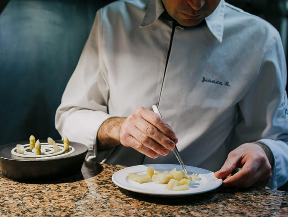 Restaurante Saó: clase y proximidad