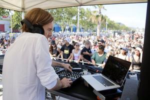 Richie Hawtin escalfa els motors del Sónar amb una sessió a Badalona