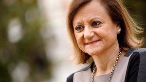 Cristina Gallach, Alta Comisionada para la Agenda 2030 del Gobierno de España.