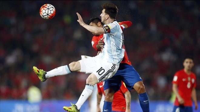 Messi gana sin brillo