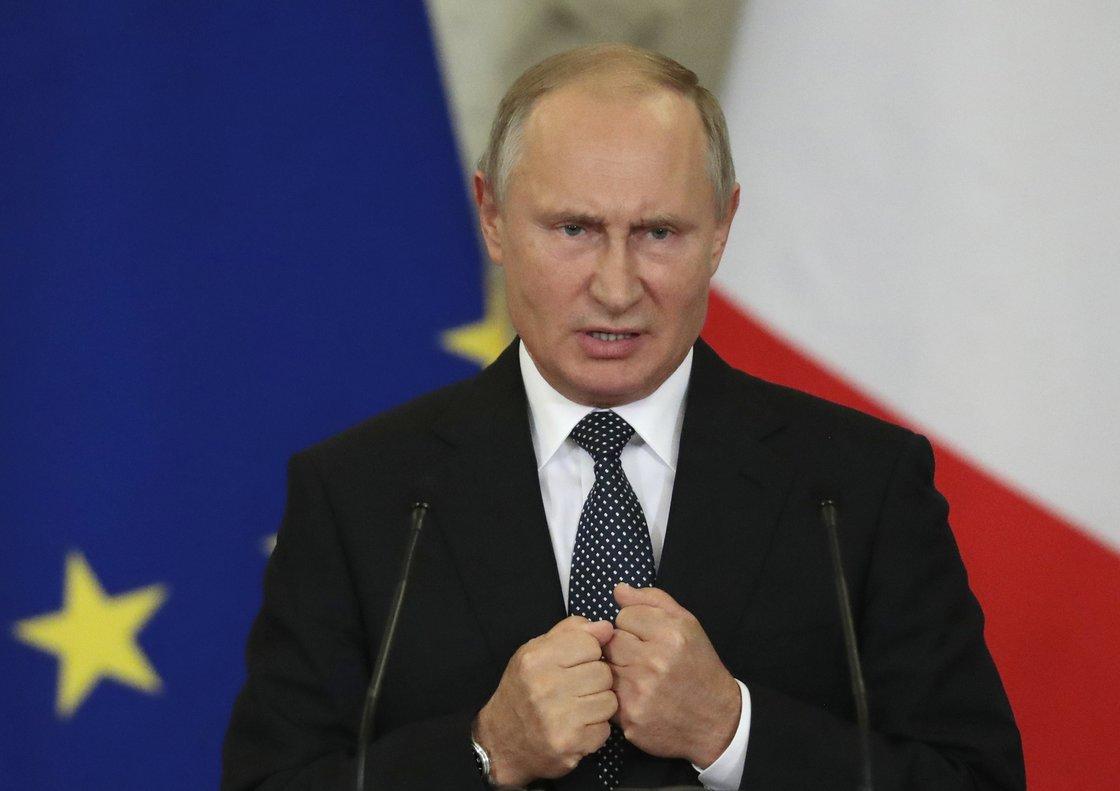 Putin adverteix als EUA que no desplegui míssils a Europa quan es retiri del pacte nuclear