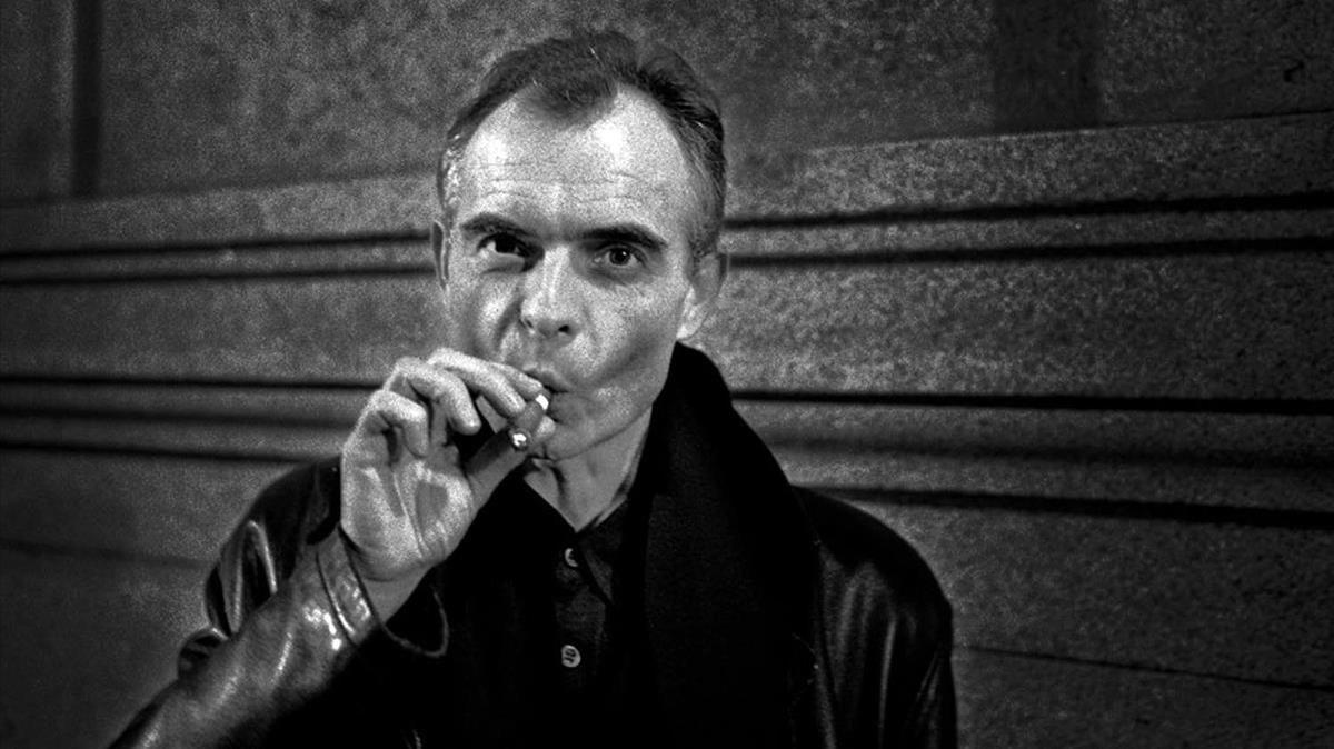 Sabino Méndez, músico y escritor.