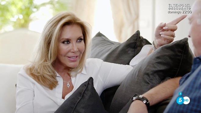 Norma Duval y Bertín ('Mi casa es la tuya').