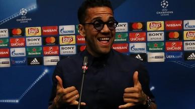 """Alves: """"Me fui sin merecerlo"""""""