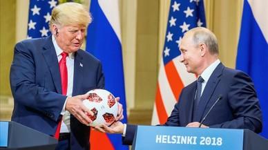 "La injerencia rusa, una ""amenaza real"""