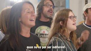 'La força de la gent', la cançó del Tsunami Democràtic