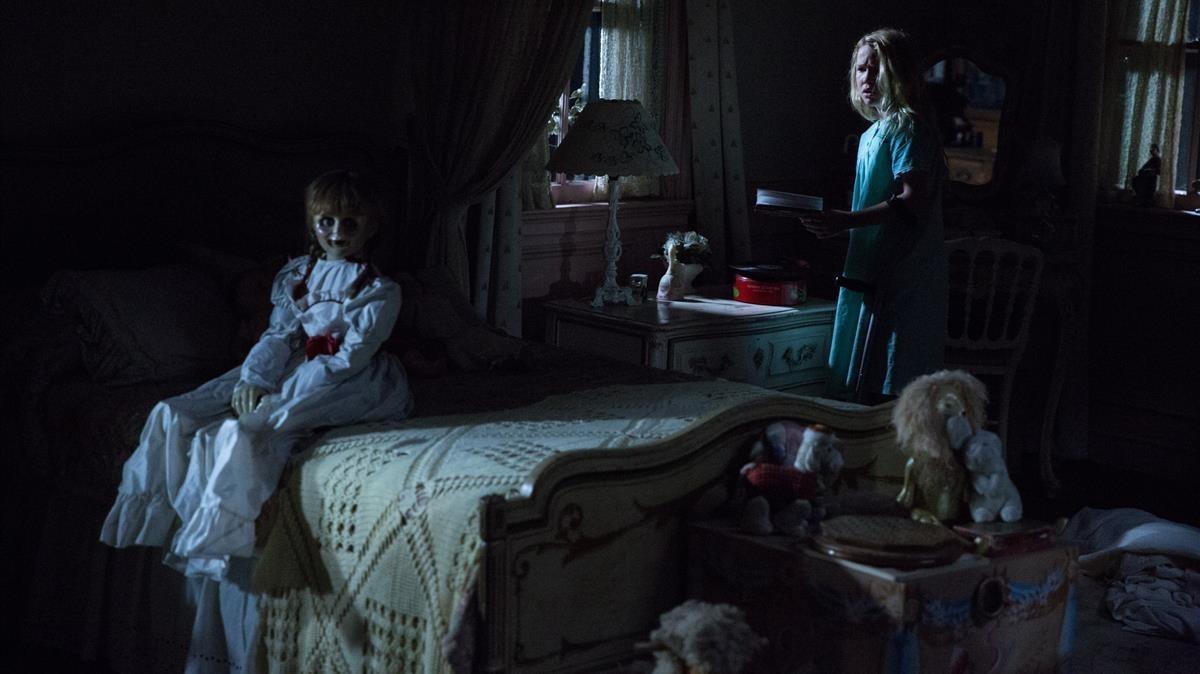Una imagen de la película 'Annabelle Creation'.