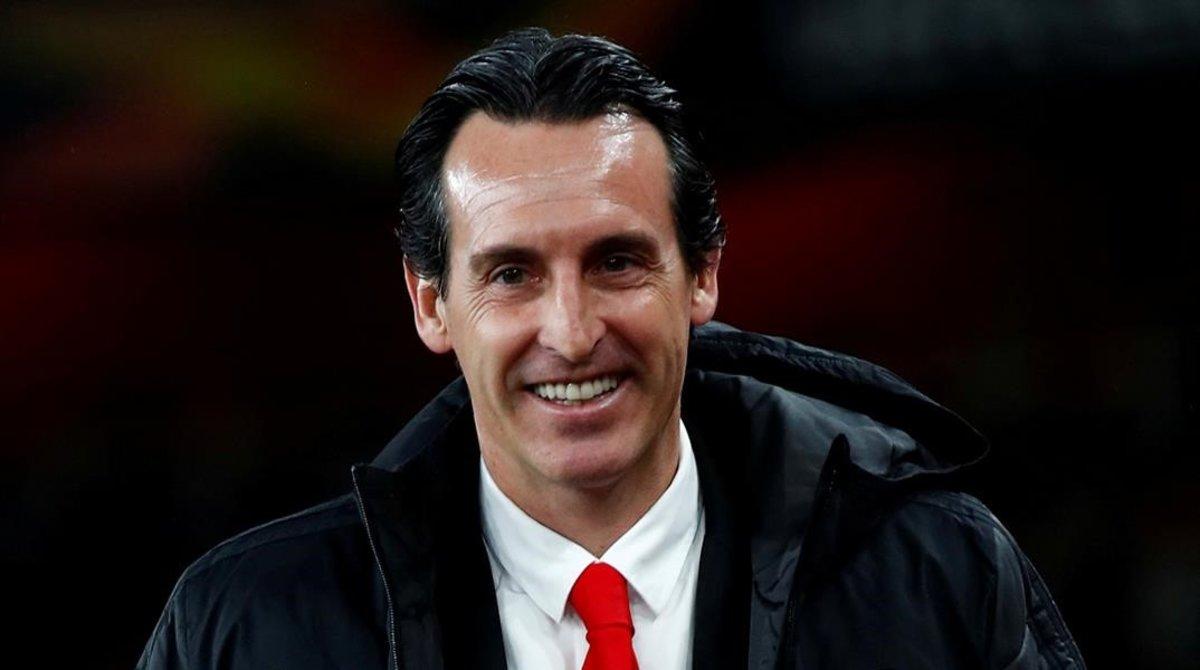 Unai Emery, nuevo entrenador del Villarreal.