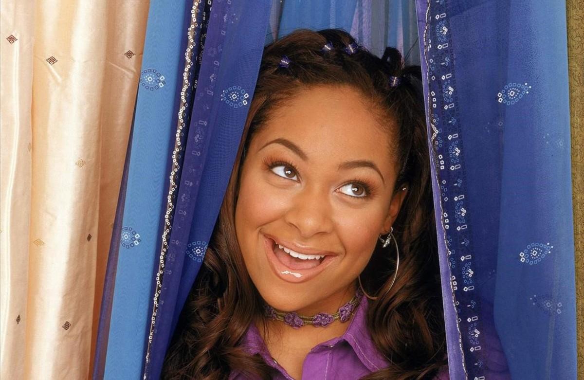 La actriz Raven-Symoné, protagonista de Vuelve Raven.