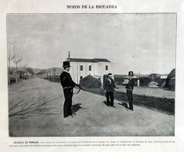 unos mossos controlan licencia cazador 1348243246066