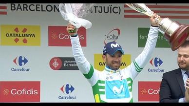 La leyenda del 'Imbatido' continúa, Valverde gana la Volta