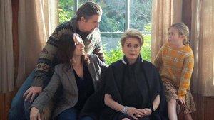 'La verdad' (2019), junto a Juliette Binoche y Ethan Hawke.