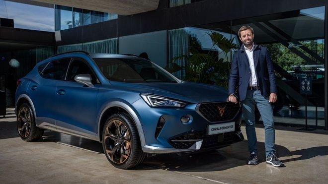 Víctor Sarasola (Cupra): «Fabricamos coches especiales para gente especial»