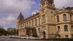 Imagen del ayuntamiento de la ciudad alemana de Wuppertal.