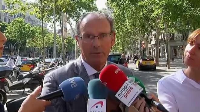L'advocat d'Urdangarin creu que la infanta seguirà a Ginebra amb Urdangarin a la presó