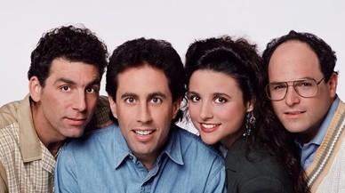 'Seinfeld', año 20: la comedia sobre nada que iba sobre todo