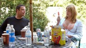 Episodio de 'Fat Actress', con Kirstie Alley y John Travolta.