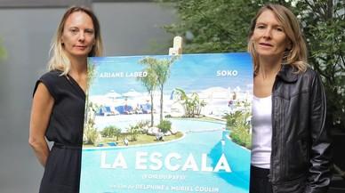 'La escala', de la guerra al 'resort'