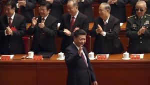 Xi Jinping subratlla l'èxit del model de la Xina per sobre de l'occidental