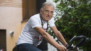 Josep Marín: «Llopart era un somiador i això el va empènyer a triomfar»