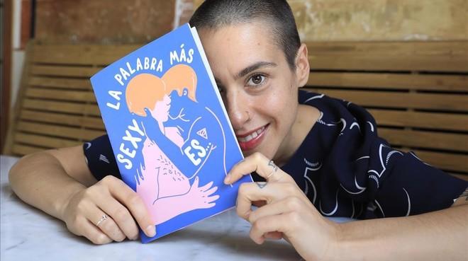Shaina Machlus,autora de laguía-fanzine sobre consentimiento sexual.
