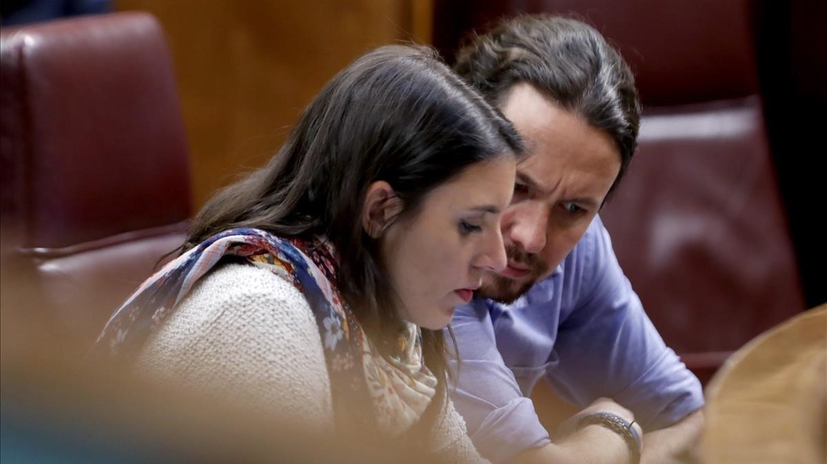 Irene Montero, indemnitzada amb 70.000 euros per un poema masclista