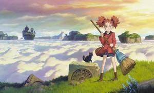 'Mary y la flor de la bruja', màgia després de Ghibli