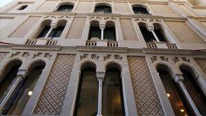 Hotel Praktic Essens, que se inaugurará en marzo en el paseo de Gràcia.