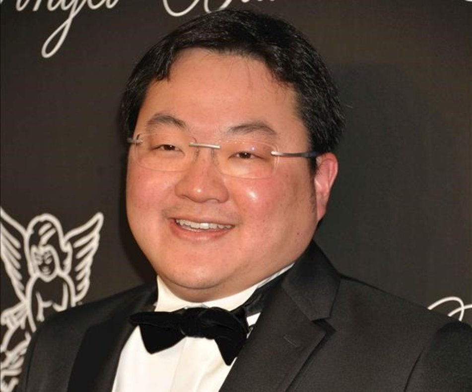 Jho Low, el magnate malasio que desfalcó una fortuna y se la pulió en Hollywood.